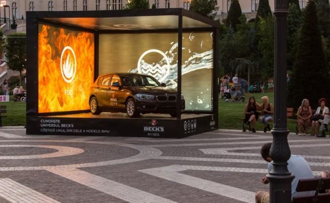 Proiect special Becks - BMW