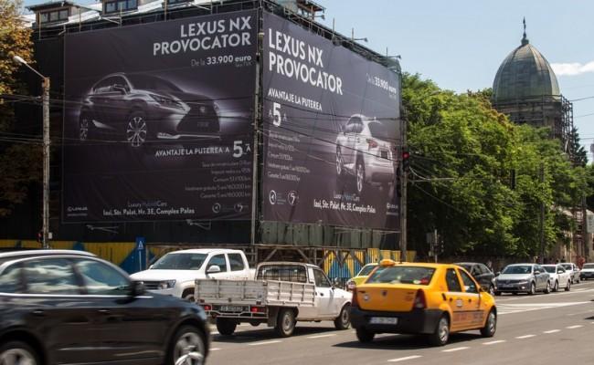 Mesh Independentei Lexus